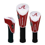 Team Effort Alabama Crimson Tide 3-pc. Head Cover Set