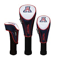 Team Effort Arizona Wildcats 3-pc. Head Cover Set