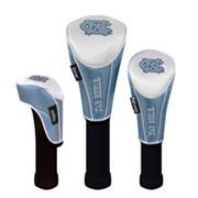 Team Effort North Carolina Tar Heels 3-pc. Head Cover Set