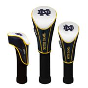 Team Effort Notre Dame Fighting Irish 3-pc. Head Cover Set