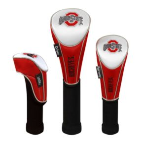 Team Effort Ohio State Buckeyes 3-pc. Head Cover Set