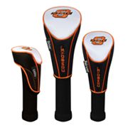Team Effort Oklahoma State Cowboys 3-pc. Head Cover Set