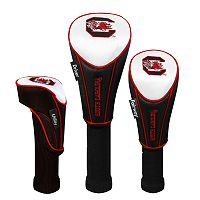 Team Effort South Carolina Gamecocks 3-pc. Head Cover Set