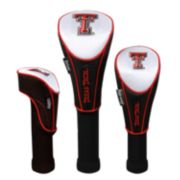 Team Effort Texas Tech Red Raiders 3-pc. Head Cover Set