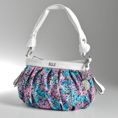Details about Elle nwt DRAKE HOBO Purse handbag