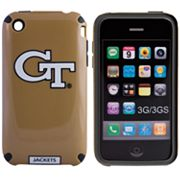 iFanatic Georgia Tech Yellow Jackets iPhone 3G/3GS HELMETZ Hard Case