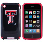 iFanatic Texas Tech Red Raiders iPhone 3G/3GS HELMETZ Hard Case
