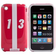 iFanatic Alabama Crimson Tide iPhone 3G/3GS HELMETZ Hard Case