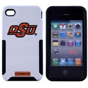 iFanatic Oklahoma State Cowboys iPhone 4 HELMETZ Hard Case