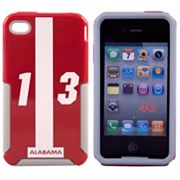 iFanatic Alabama Crimson Tide iPhone 4 HELMETZ Hard Case