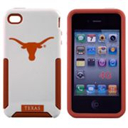 iFanatic Texas Longhorns iPhone 4 HELMETZ Hard Case