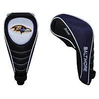 McArthur Baltimore Ravens Shaft Gripper Driver Head Cover