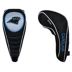McArthur Carolina Panthers Shaft Gripper Driver Head Cover