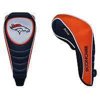 McArthur Denver Broncos Shaft Gripper Driver Head Cover