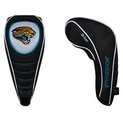 McArthur Jacksonville Jaguars Shaft Gripper Driver Head Cover