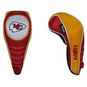 McArthur Kansas City Chiefs Shaft Gripper Driver Head Cover