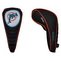 McArthur Miami Dolphins Shaft Gripper Driver Head Cover