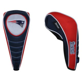 McArthur New England Patriots Shaft Gripper Driver Head Cover