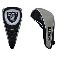 McArthur Oakland Raiders Shaft Gripper Driver Head Cover