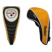 McArthur Pittsburgh Steelers Shaft Gripper Driver Head Cover