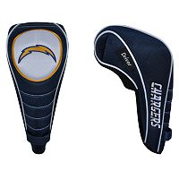 McArthur San Diego Chargers Shaft Gripper Driver Head Cover