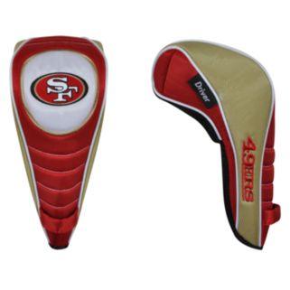 McArthur San Francisco 49ers Shaft Gripper Driver Head Cover