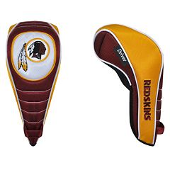 McArthur Washington Redskins Shaft Gripper Driver Head Cover