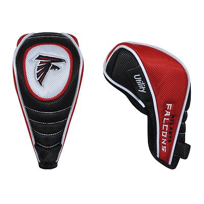 McArthur Atlanta Falcons Shaft Gripper Utility Head Cover