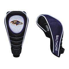 McArthur Baltimore Ravens Shaft Gripper Utility Head Cover