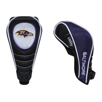 McArthur Baltimore Ravens Shaft Gripper Utility Head Cover