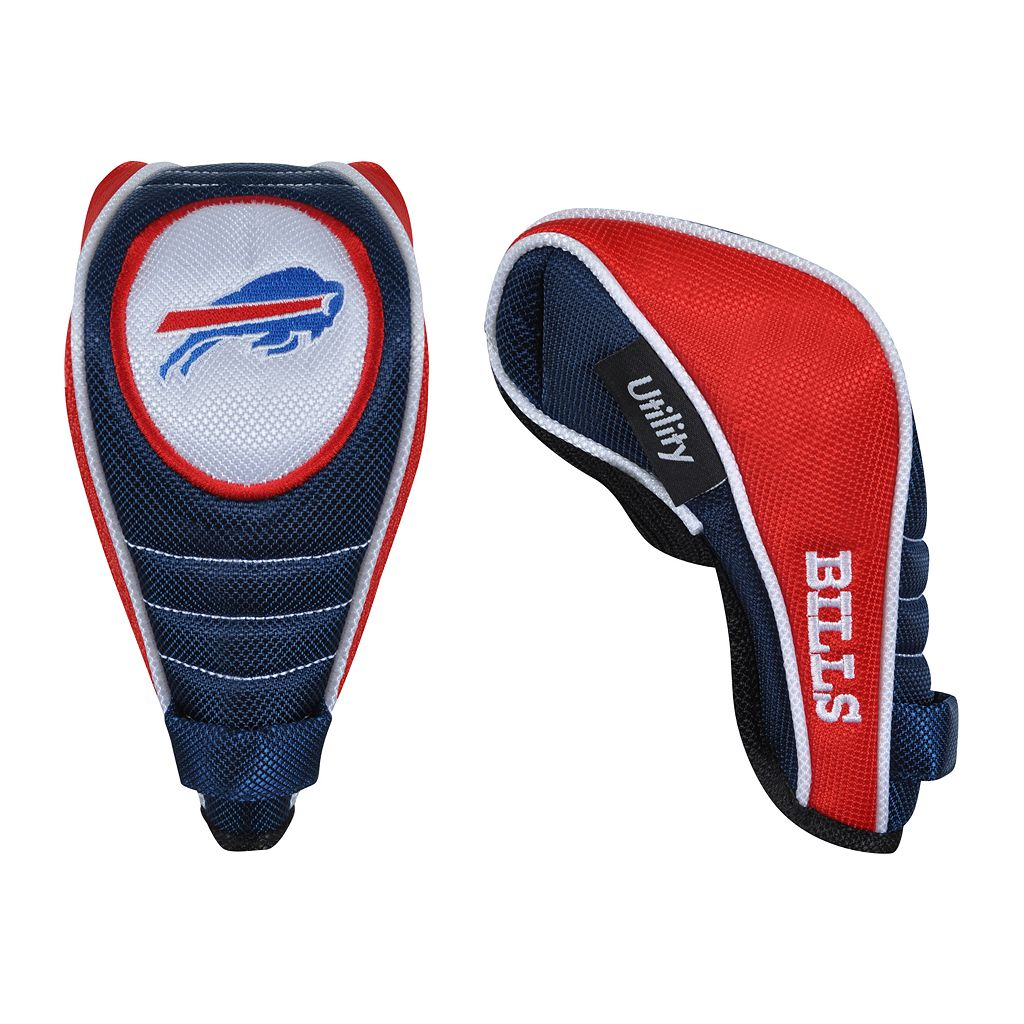 McArthur Buffalo Bills Shaft Gripper Utility Head Cover