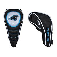 McArthur Carolina Panthers Shaft Gripper Utility Head Cover
