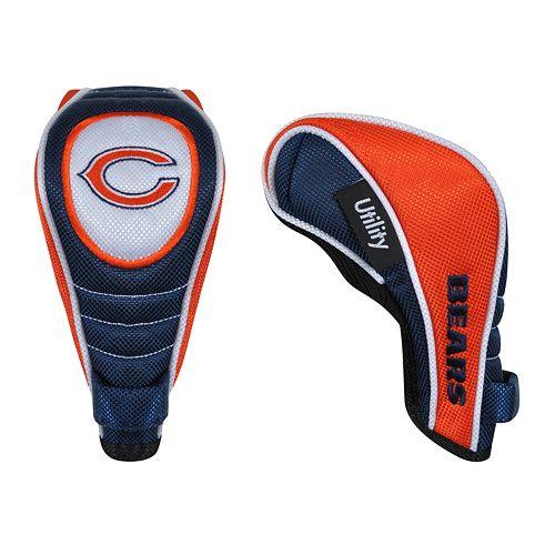 McArthur Chicago Bears Shaft Gripper Utility Head Cover