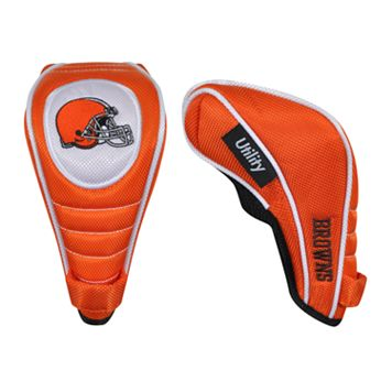 McArthur Cleveland Browns Shaft Gripper Utility Head Cover