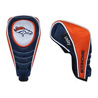 McArthur Denver Broncos Shaft Gripper Utility Head Cover