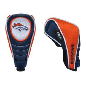 McArthur Denver Broncos Shaft Gripper Utility Head Cover
