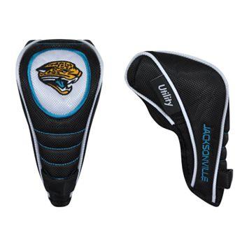 McArthur Jacksonville Jaguars Shaft Gripper Utility Head Cover