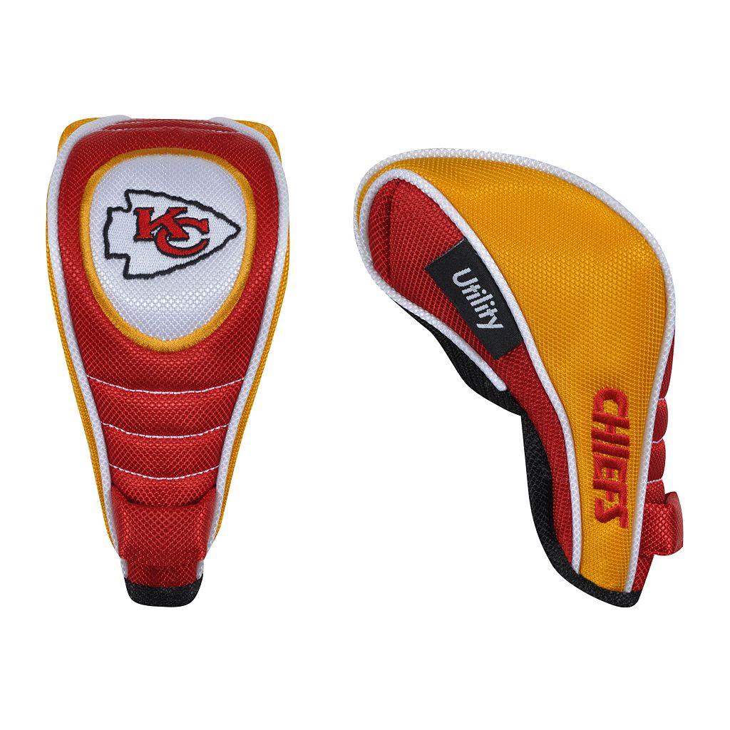 McArthur Kansas City Chiefs Shaft Gripper Utility Head Cover