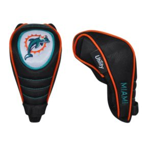 McArthur Miami Dolphins Shaft Gripper Utility Head Cover
