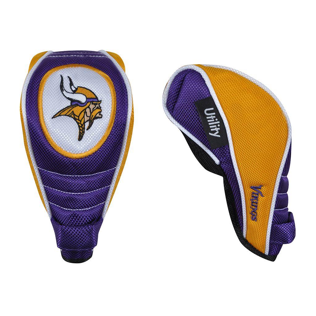 McArthur Minnesota Vikings Shaft Gripper Utility Head Cover