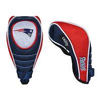 McArthur New England Patriots Shaft Gripper Utility Head Cover