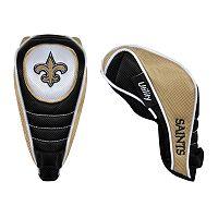 McArthur New Orleans Saints Shaft Gripper Utility Head Cover