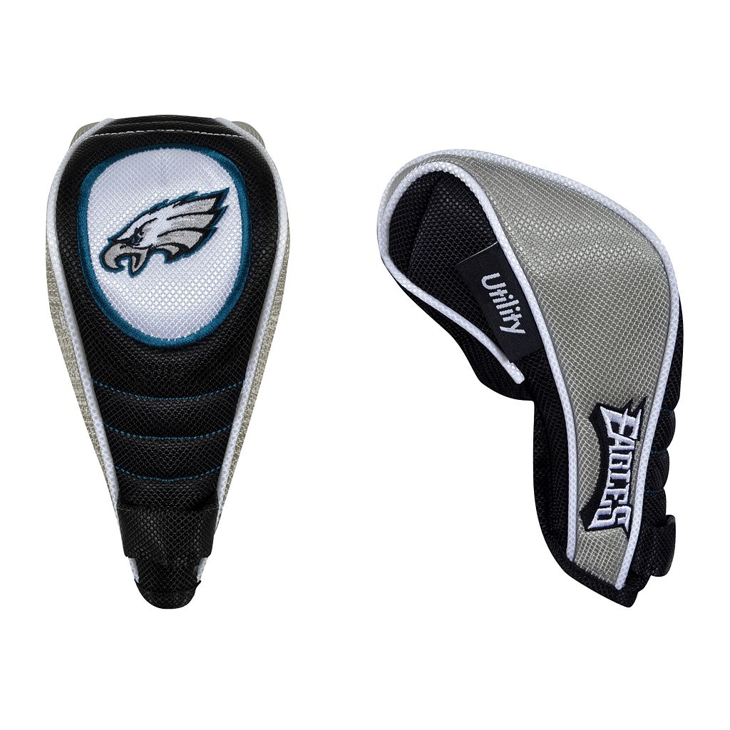 McArthur Philadelphia Eagles Shaft Gripper Utility Head Cover