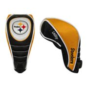 McArthur Pittsburgh Steelers Shaft Gripper Utility Head Cover