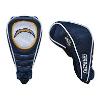 McArthur San Diego Chargers Shaft Gripper Utility Head Cover