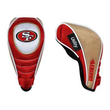 McArthur San Francisco 49ers Shaft Gripper Utility Head Cover