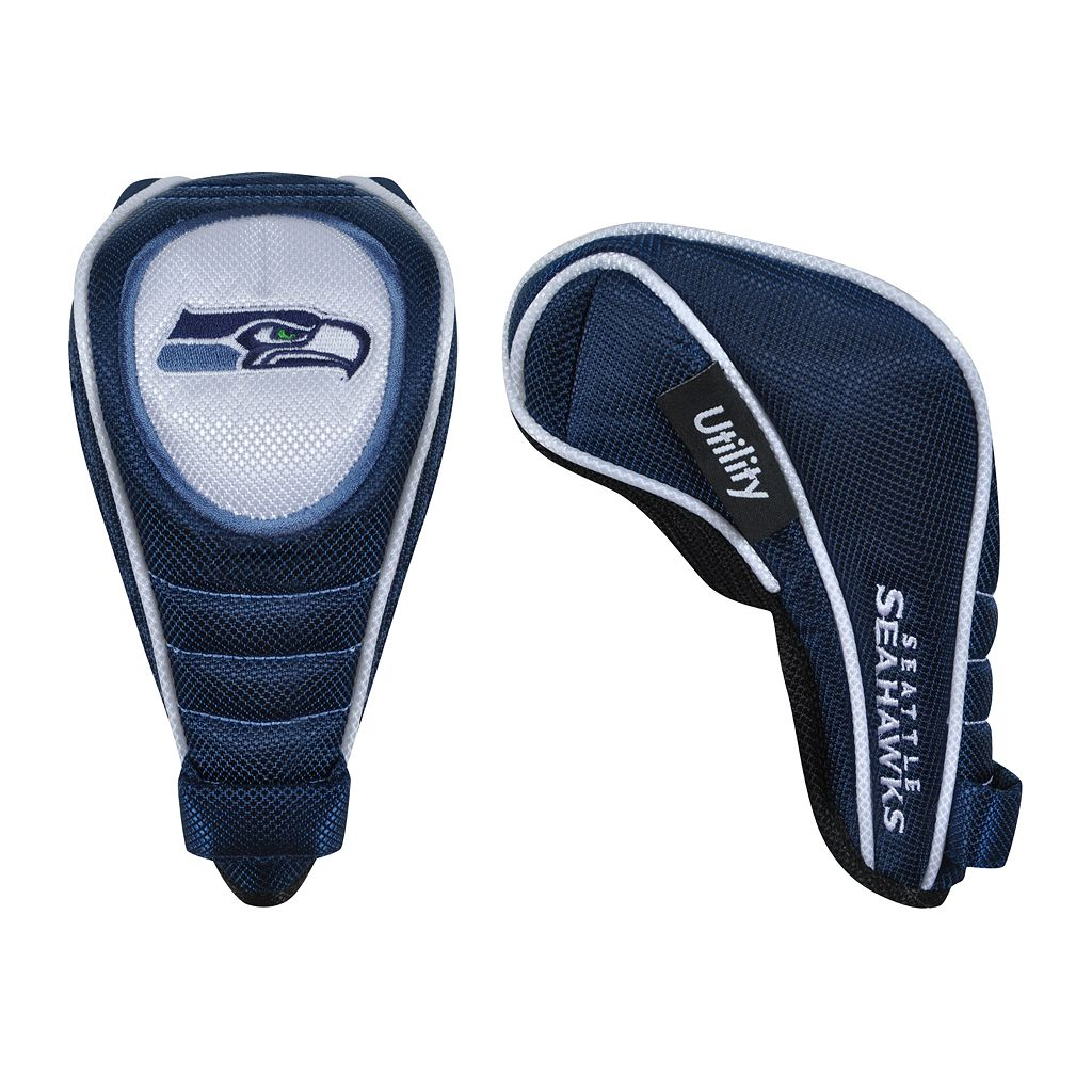 McArthur Seattle Seahawks Shaft Gripper Utility Head Cover