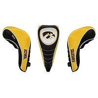 Team Effort Iowa Hawkeyes Shaft Gripper Driver Head Cover
