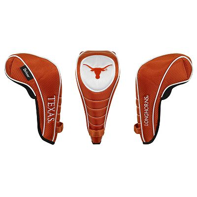 Team Effort Texas Longhorns Shaft Gripper Driver Head Cover