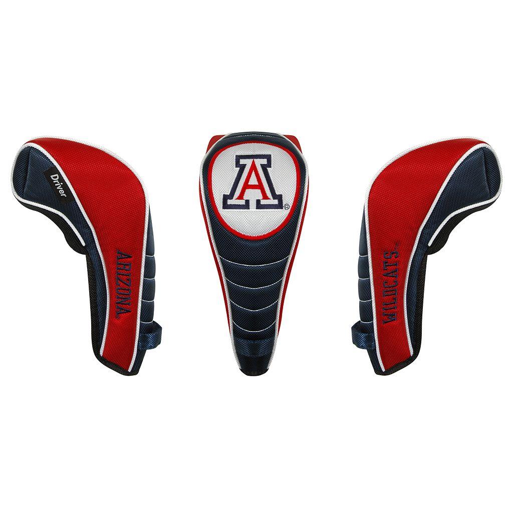 Team Effort Arizona Wildcats Shaft Gripper Driver Head Cover